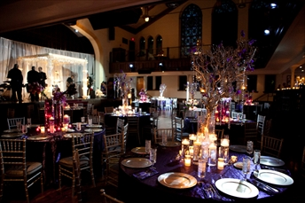 Bluestone Sanctuary Seating Private Party
