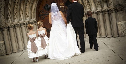 weddings at The Bluestone - Columbus Ohio