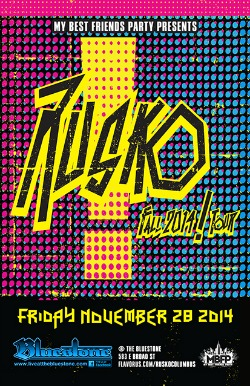 My Best Friends Party Presents: RUSKO @ The Bluestone | Columbus | Ohio | United States