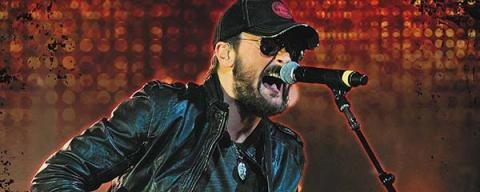 ERIC CHURCH - 92.3 WCOL Country Jam 2015 @ Legend Valley Music Center | Thornville | Ohio | United States