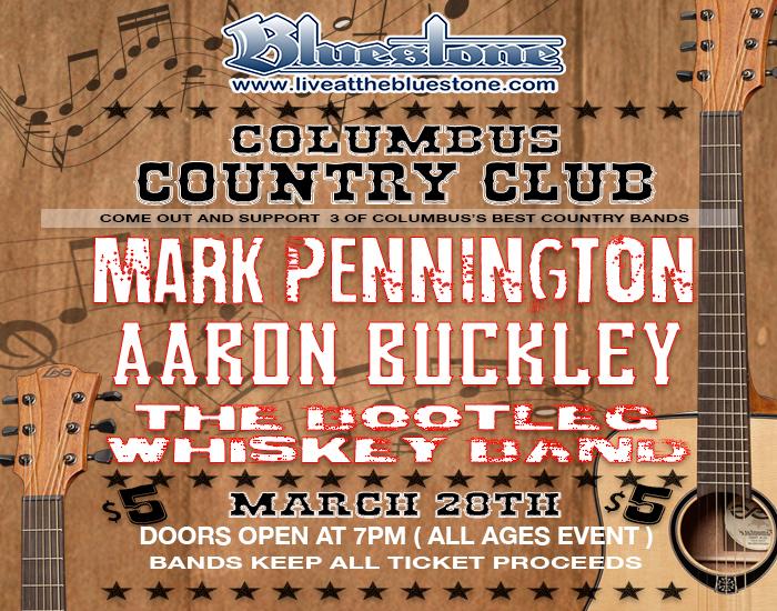 Columbus Country Round 1 Facebook