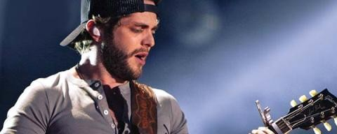 THOMAS RHETT - WCOL Country Jam 2015 Featuring - ERIC CHURCH @ Legend Valley Music Center | Thornville | Ohio | United States
