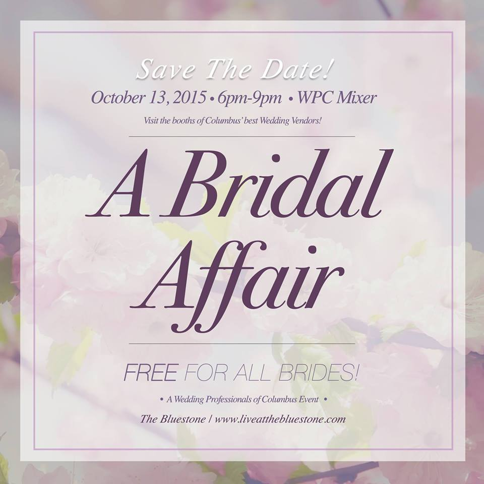 """A Bridal Affair""- WPC Mixer"