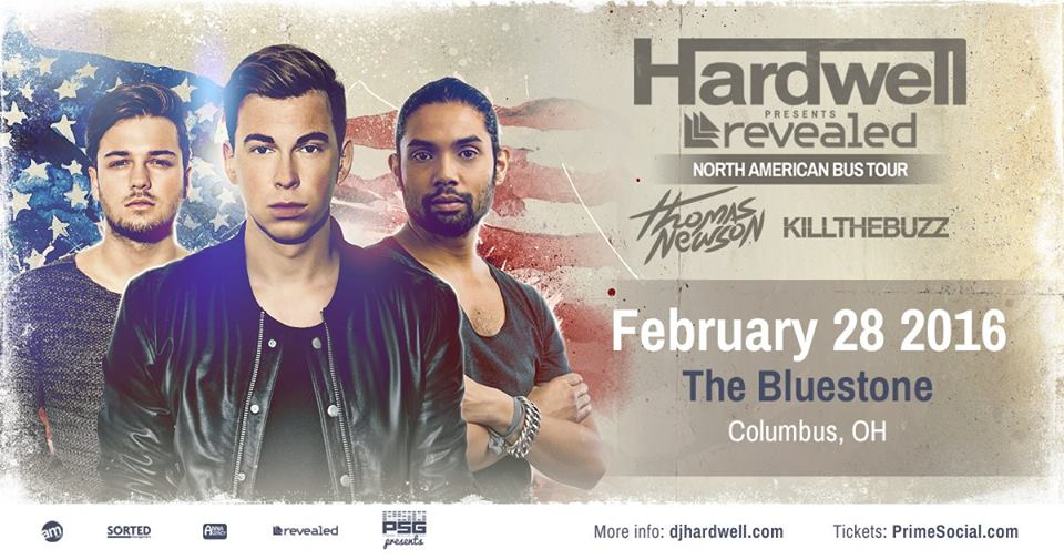 Prime Social Group Presents: HARDWELL