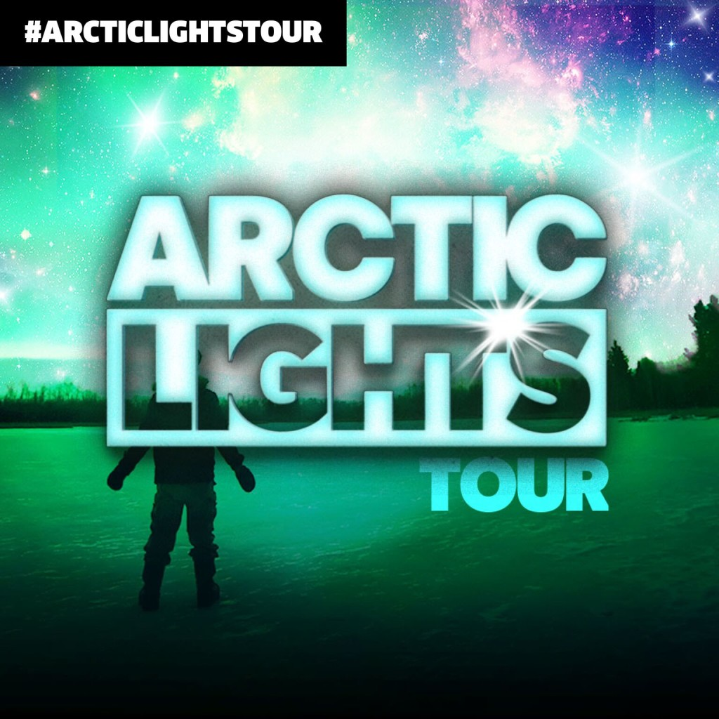 Arctic Lights Tour Logo