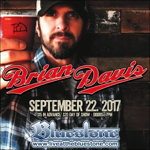 Country Rocker Brian Davis LIVE @ The Bluestone | Columbus | Ohio | United States