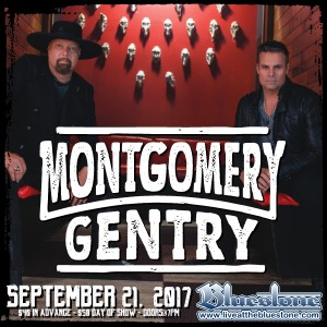 Montgomery Gentry LIVE @ The Bluestone | Columbus | Ohio | United States