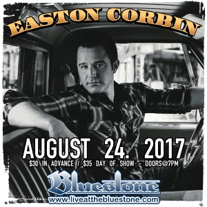 Easton Corbin LIVE @ The Bluestone | Columbus | Ohio | United States