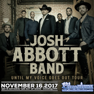 Josh Abbott Band LIVE @ The Bluestone  | Columbus | Ohio | United States