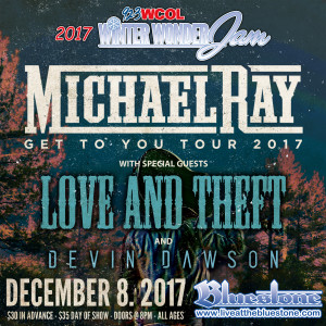 Wcol Winter Wonder Jam MICHAEL RAY @ The Bluestone | Columbus | Ohio | United States