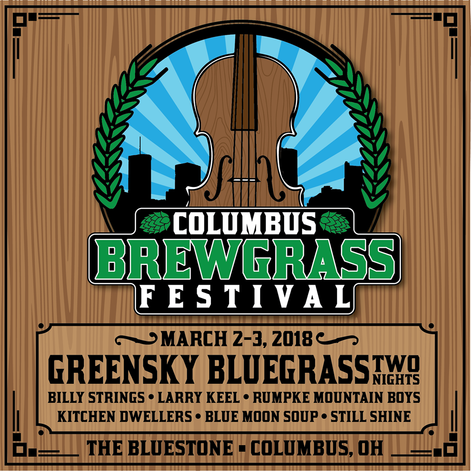 Columbus Brewgrass Festival @ The Bluestone | Columbus | Ohio | United States