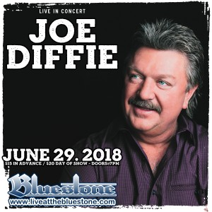 Joe Diffie LIVE June, 29th @ The Bluestone  | Columbus | Ohio | United States