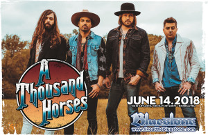 A Thousand Horses LIVE @ The Bluestone  | Columbus | Ohio | United States