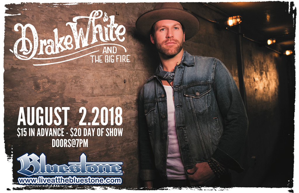 Drake White Artwork