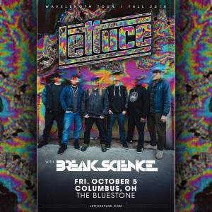 LETTUCE LIVE at The Bluestone October, 5th @ The Bluestone | Columbus | Ohio | United States