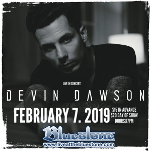 "Devin Dawson ""Stray Off Course Tour"" LIVE @ The Bluestone 
