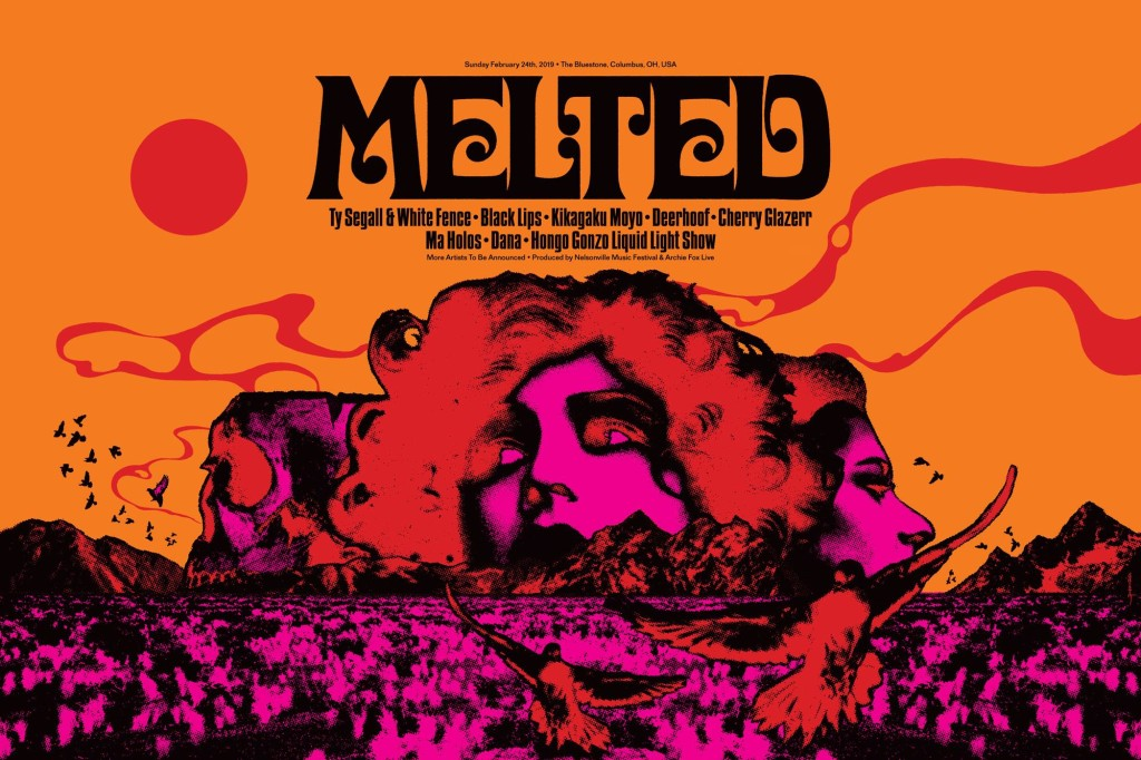 MELTED Music Festival LIVE @ The Bluestone | Columbus | Ohio | United States